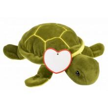 ALBERT plüss teknősbéka