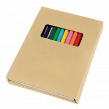 COLOURFUL BOOK színező szett