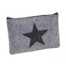 STAR DUST kistáska filcből