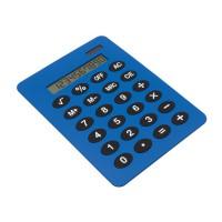 Buddy számológép A4-es méret,kék, UTOLSÓ DARABOK!