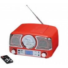 DINER vezeték nélküli CD lejátszó és rádió
